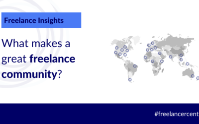 What makes a great freelance community?